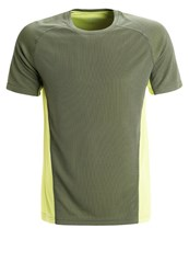 Your Turn Active Sports Shirt Dark Grey