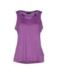 Diana Gallesi Topwear Vests Women Purple