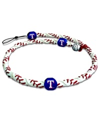 Game Wear Texas Rangers Frozen Rope Necklace Team Color