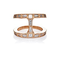 Hoorsenbuhs Baguette Phantom Ring