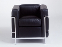 Buy The Cassina Lc2 Armchair Online At Nest.Co.Uk