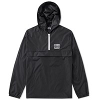 Stussy Stock Packable Jacket Black