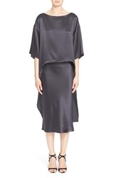 Women's Narciso Rodriguez Silk Cocktail Dress