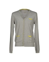 Massimo Rebecchi Cardigans Light Grey