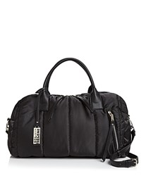 Sol And Selene Balance Bliss Gym Bag Black Silver