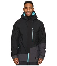 O'neill Suburbs Jacket Black Out Men's Coat
