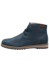 Lacoste Manette 2 Ankle Boots Navy Dark Blue