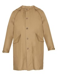 Christophe Lemaire Water Repellent Hooded Parka