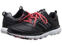 Adidas Adistar Sport Core Black Dgh Solid Grey Sunset Coral Tmag Women's Golf Shoes