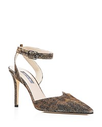 Sjp By Sarah Jessica Parker Supreme Ankle Strap High Heel Pumps Cartel