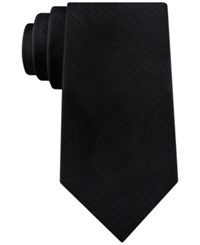 Michael Kors Men's Admiral Solid Tie Black
