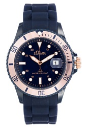 S.Oliver So2550pq Watch Blue