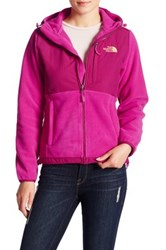 The North Face Denalie Hoodie Purple