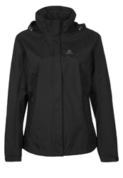 Salomon Cornerstone Outdoor Jacket Black