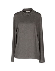 Gigue Long Sleeve T Shirts Green