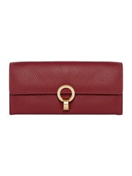 Dickins And Jones Hollywell Large Purse Raspberry