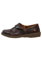Art Bergen Slipons Moka Dark Brown