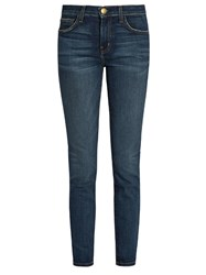 Current Elliott The Stiletto High Rise Skinny Jeans Denim
