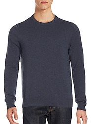 Saks Fifth Avenue Solid Cashmere Sweater Grey