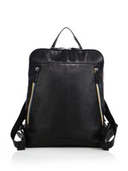 Uri Minkoff Samsen Perforated Leather Backpack