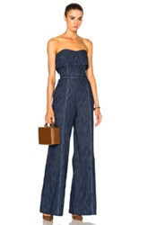 Alexis Allen Jumpsuit In Blue