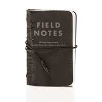 Tar Field Notes By Blackbird Blackbird