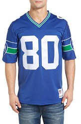 Mitchell And Ness Men's 'Steve Largent' Replica Jersey