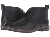 Bostonian Melshire Top Black Leather Men's Shoes