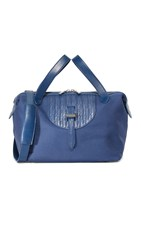 Meli Melo Thela Weekender Bag Midnight Blue