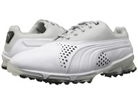 Puma Titantour White Gray Violet Men's Golf Shoes