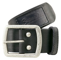 Superdry Belt In A Box Black