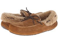 Ugg Fleming Chestnut Suede Men's Slippers Brown