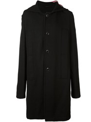 Raf Simons Mid Length Coat Black