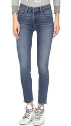 Paige Hoxton Ankle Skinny Jeans Corbin