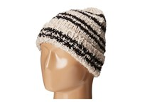 Bcbgeneration Slouchy Nubby Beanie Black Beanies