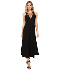 Alice Mccall Somewhere In The Night Jumpsuit Black Women's Jumpsuit And Rompers One Piece