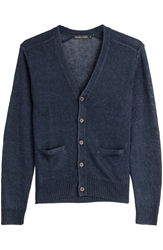 Ralph Lauren Black Label Linen Cardigan