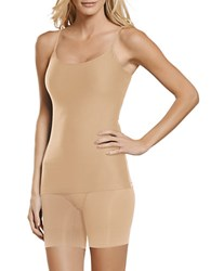 Jockey Slimmers Hidden Panel Shaping Cami Light