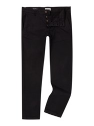 Only And Sons Sharp Classic Chino Black