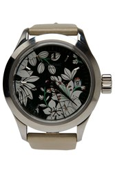 John Isaac Women S Paint Detail Watch Boutique1 Dark Gre