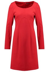 Strenesse Darysa Jersey Dress Rot Red