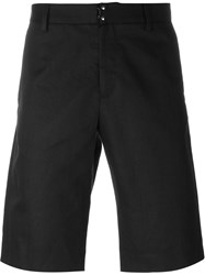 Maison Martin Margiela Maison Margiela Classic Tailored Shorts Black