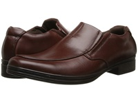 Deer Stags Fit Redwood Men's Slip On Shoes Mahogany