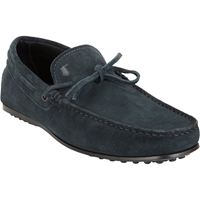 Tod's Tie Driver Blue