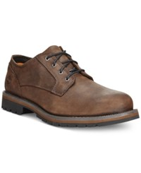 Timberland Hartwick Oxfords Men's Shoes Dark Brown