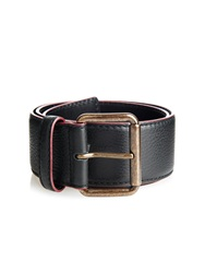 Tomas Maier Granada Leather Belt