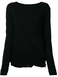 Forme D'expression 'Juxtaposed' Pullover Black