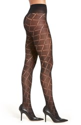 Oroblu Women's 'Danielle' Geometric Tights