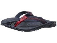 Chaco Z Volv Flip Traffic Eclipse Men's Sandals Black