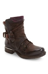 A.S.98 Women's Simon Slouchy Combat Boot